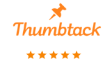 Thumbtack Five Star Rating